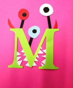m monster