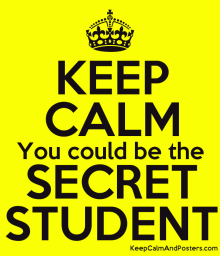 secret student 2