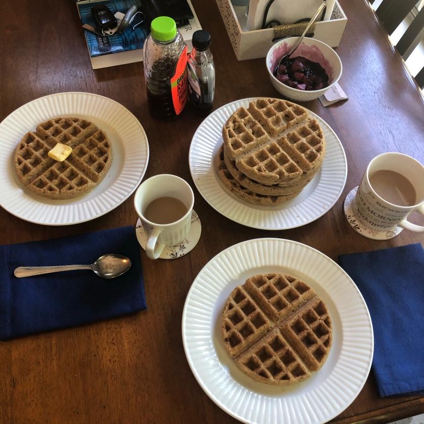 belgium waffles original